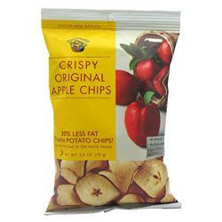 GOOD HEALTH - APPLE CHIPS - 12 BAGS (2.5 oz.)