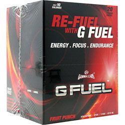 GAMMA LABS - GFUEL - 20 STICKS