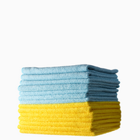 LIGHT DUTY Microfiber Towels (Pack of 5) - Shine Society