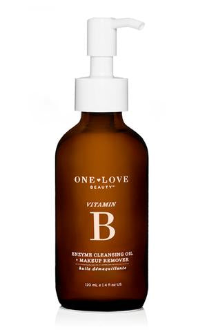 One Love Organics Botanical B Enzyme Cleansing Oil