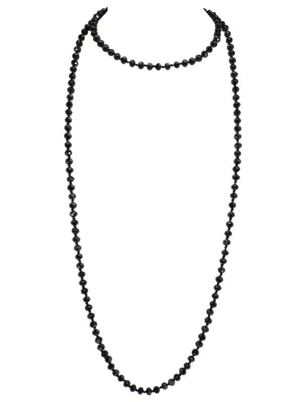 Handmade Beaded Necklace – Freckled Berry\'s