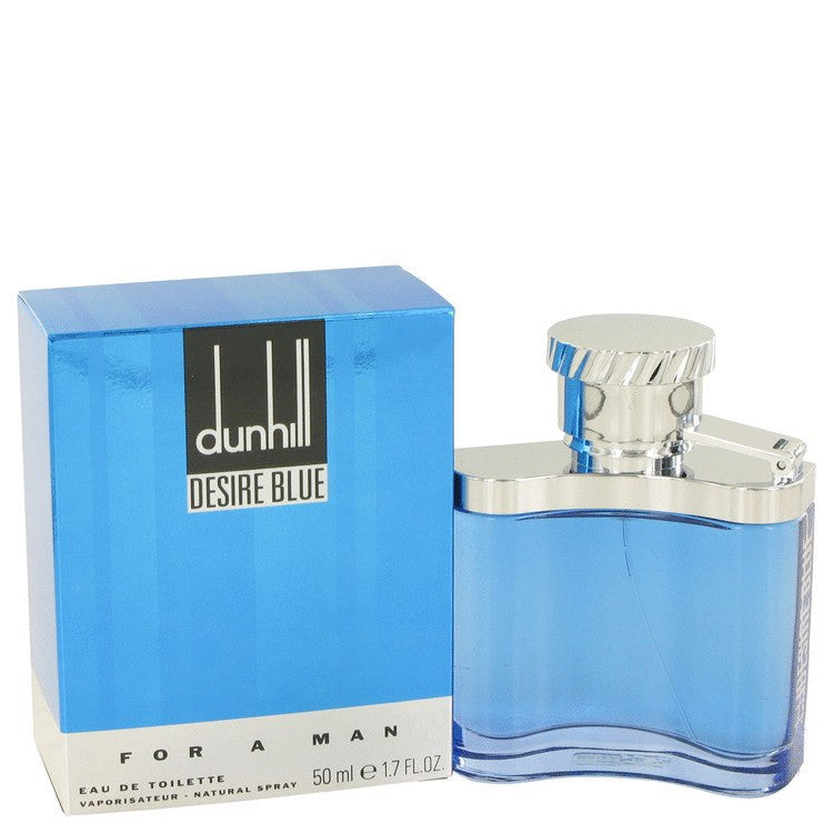 Desire Blue by Alfred Dunhill Eau De Toilette Spray 1.7 oz for Men
