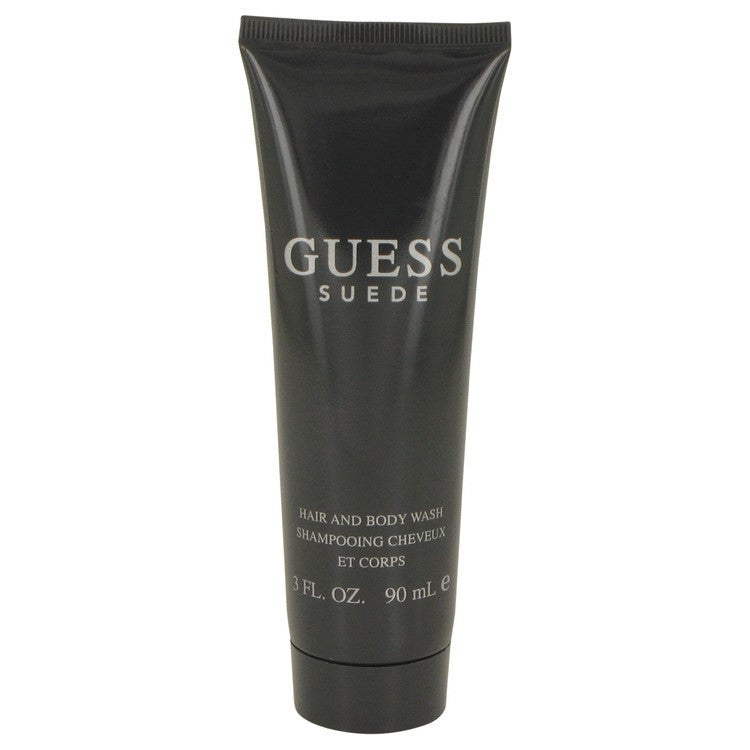 Guess Suede by Guess Hair & Body Wash 3 oz for Men