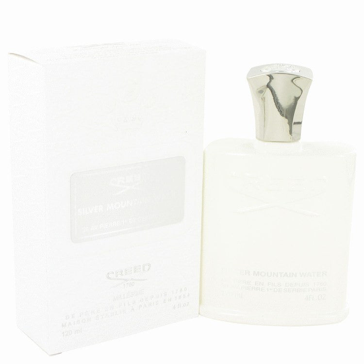 SILVER MOUNTAIN WATER by Creed Millesime Spray 4 oz for Men