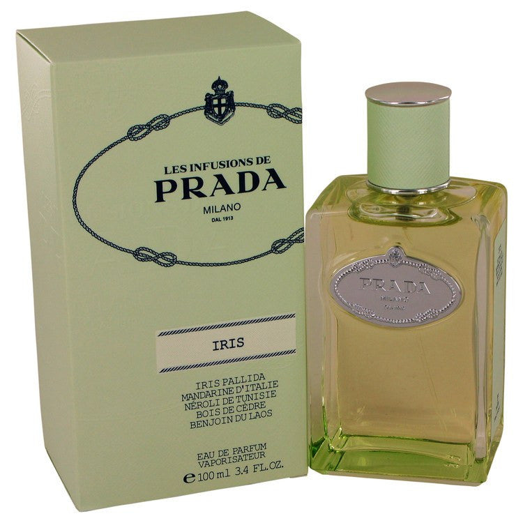 Prada Infusion D'iris by Prada Eau De Parfum Spray 3.4 oz for Women