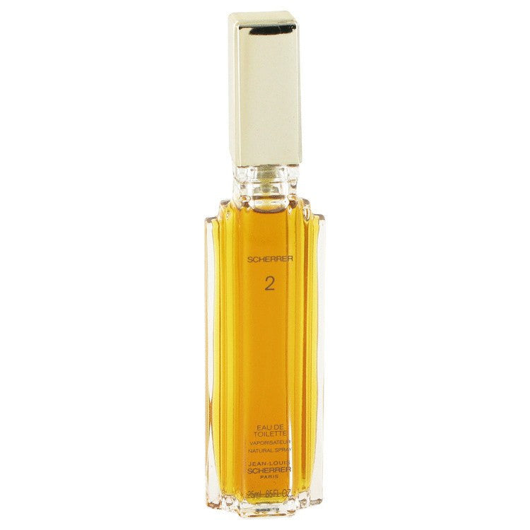 SCHERRER II by Jean Louis Scherrer Eau De Toilette Spray (unboxed) .85 oz for Women