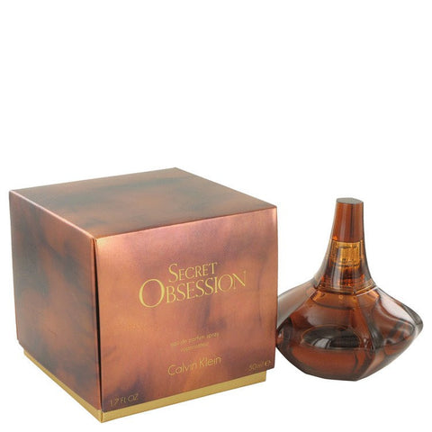 Secret Obsession by Calvin Klein Eau De Parfum Spray 3.4 oz for Women