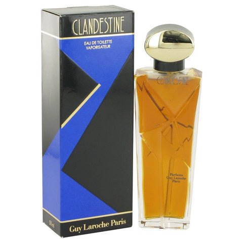 CLANDESTINE by Guy Laroche Eau De Toilette Spray 1.7 oz for Women