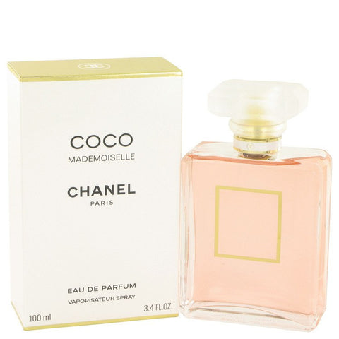 COCO MADEMOISELLE by Chanel Eau De Parfum Spray 3.4 oz for Women
