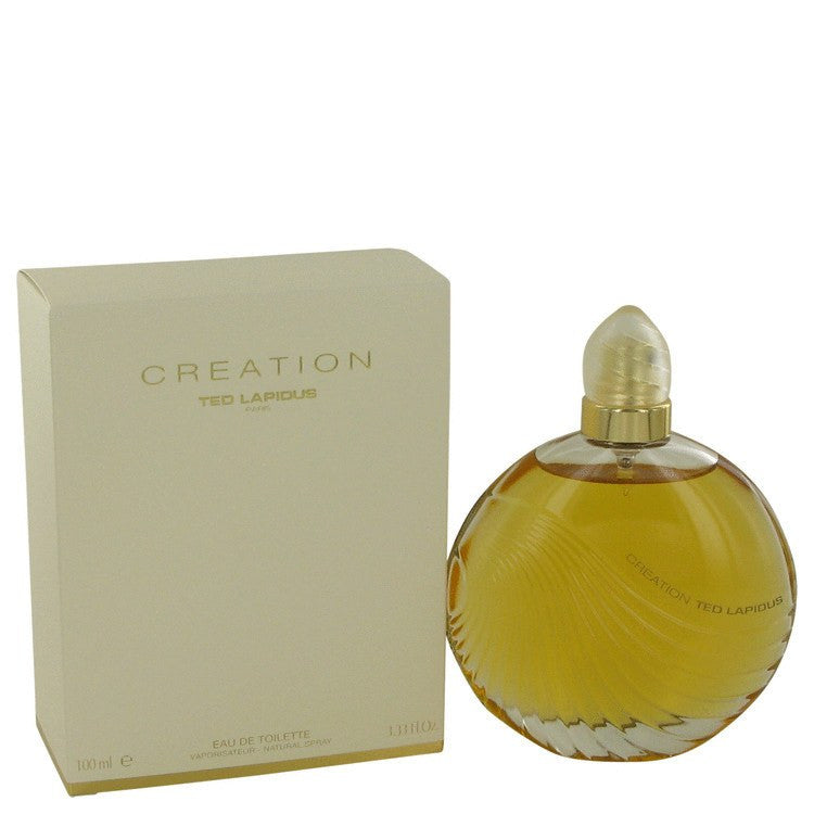 CREATION by Ted Lapidus Eau De Toilette Spray 3.4 oz for Women