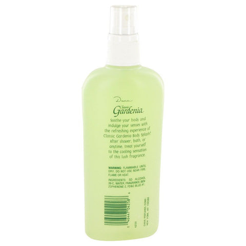 CLASSIC GARDENIA by Dana Body Splash Spray 8 oz for Women
