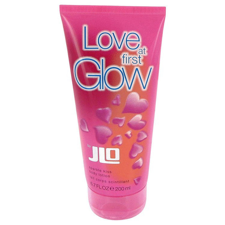 Love at first Glow by Jennifer Lopez Body Lotion 6.7 oz for Women