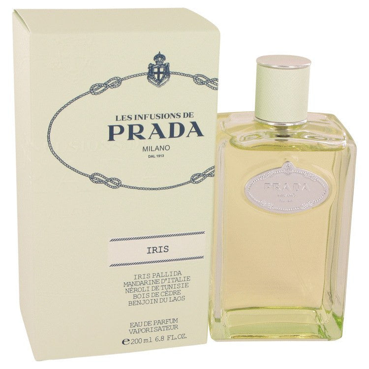 Prada Infusion D'iris by Prada Eau De Parfum Spray 6.7 oz for Women