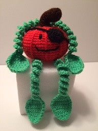 Pumpkin Jack and Greylegs the Spider Crochet Pattern
