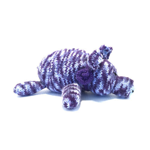 Plumpy Pig Knitting Pattern