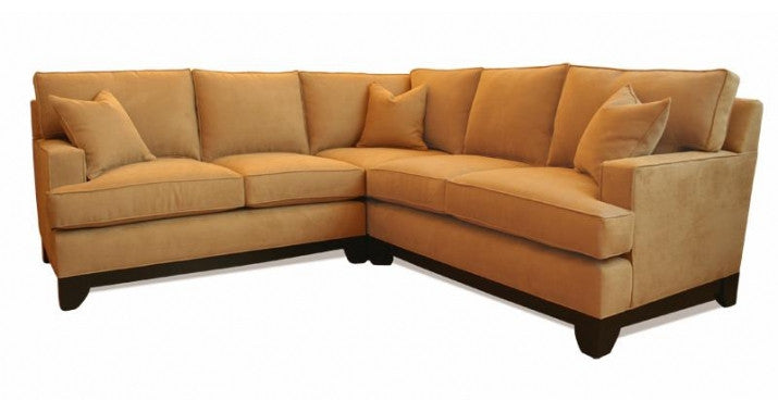 Nathan Anthony Darby Sectional Sofa