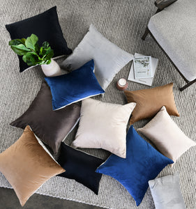 Torri Velvet Pillows