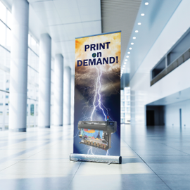 Banner Stands - Printphics Inc.