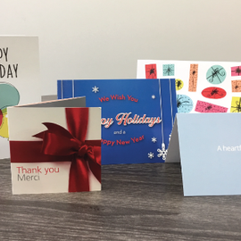 Greeting Cards - Printphics Inc.