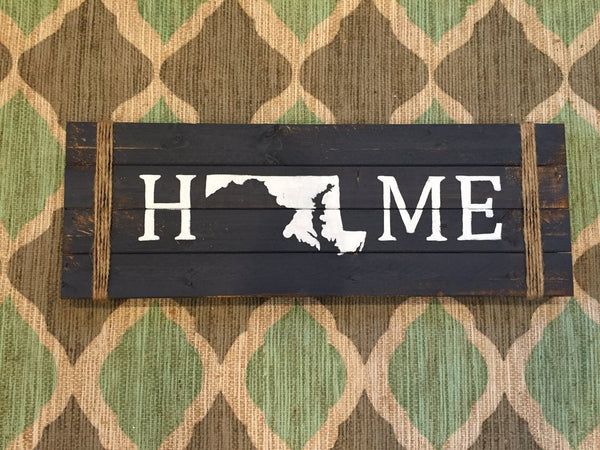 """Home"" © sign (Small)"