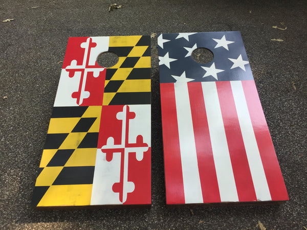 Flag Boards