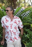 Rock lobster Short Sleeve Shirt.
