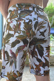 Parrot Digital Print Cotton Shorts