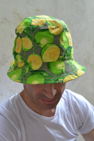 Watermelon Slice Bucket Hat