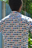 Paint chart long sleeve shirt;
