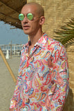 Funky party multi coloured shirt