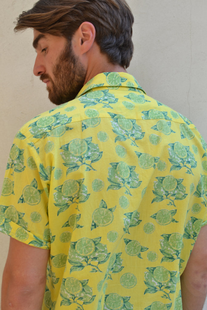 Lemon Mojito Summer Shirt