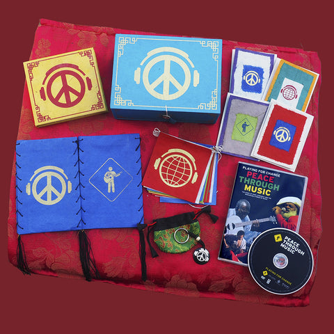 PFC Peace Pack Documentary & Handcraft Set