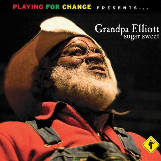 Sugar Sweet CD | Grandpa Elliott