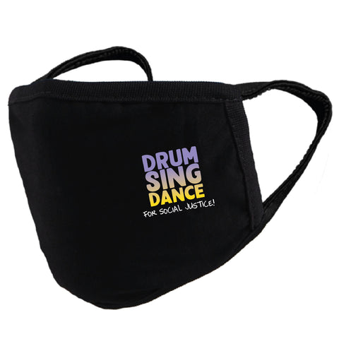 Drum Sing Dance Mask