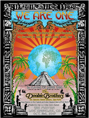We Are One | Commemorative Poster