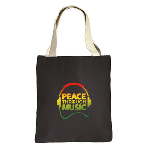 PTM Tote Bag (Natural | Black)