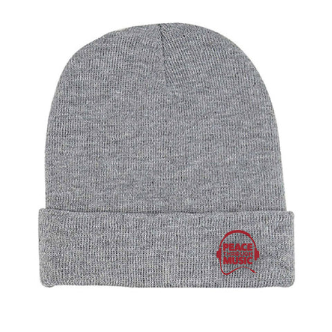 Peace Through Music Beanies