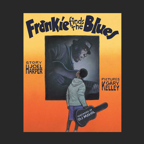 Frankie finds the Blues (hardcover) | by Joel Harper