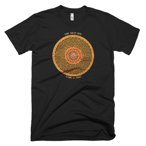 Gimme Shelter Nepal t-shirt | Headphones