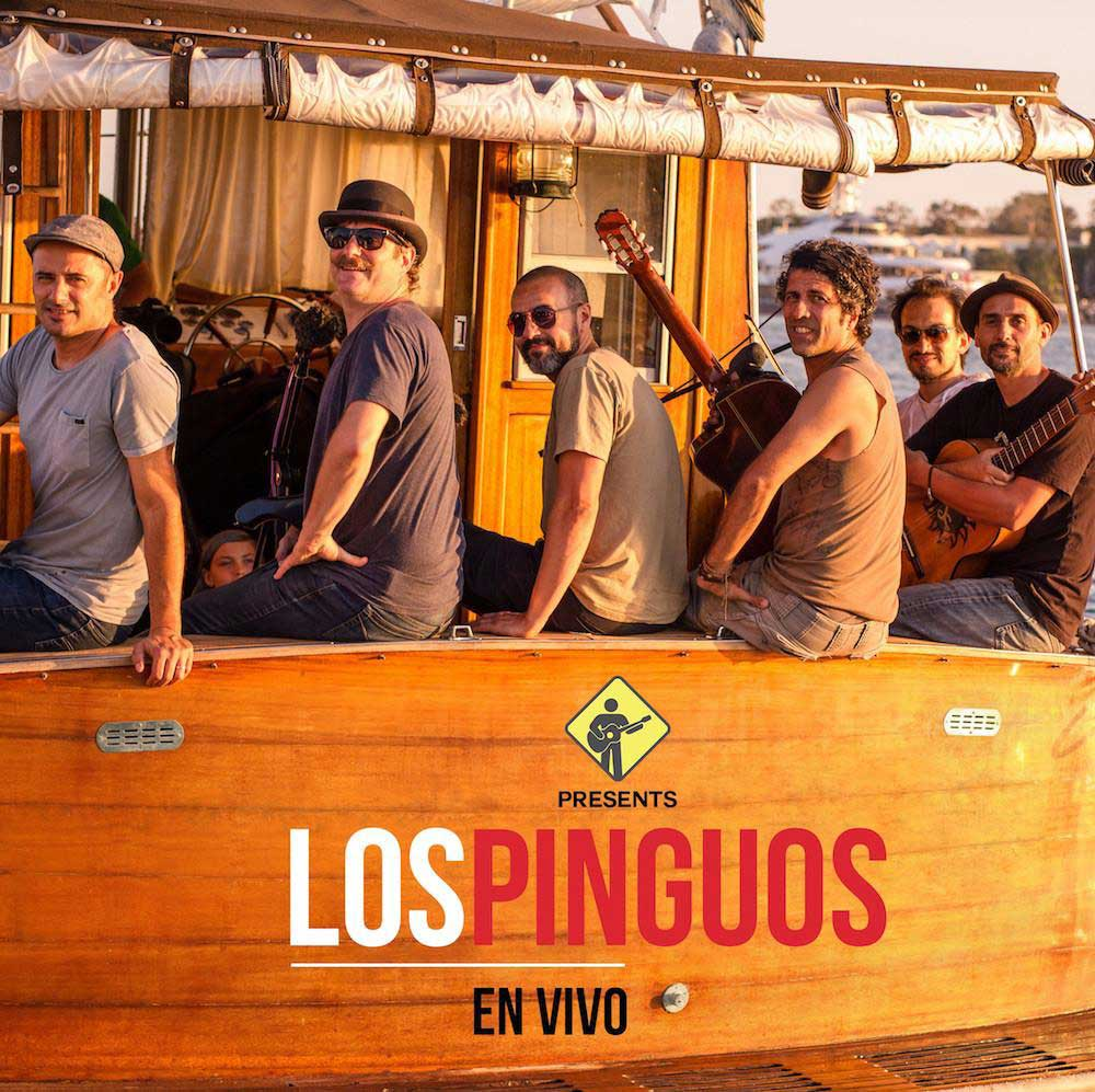 Los Pinguos | Live Outside (digital only)