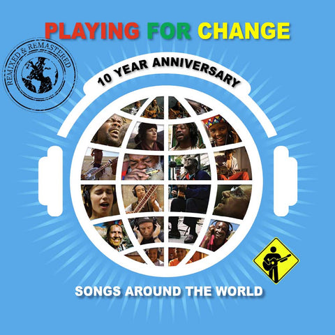 Songs Around The World 10th Anniversary VINYL