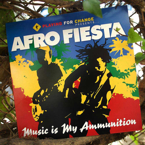 Afro Fiesta | Music is My Ammunition VINYL
