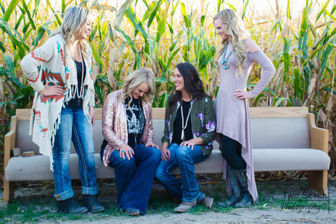 National Finals Rodeo (NFR) Fashion Finder – The Frosted Cowgirls