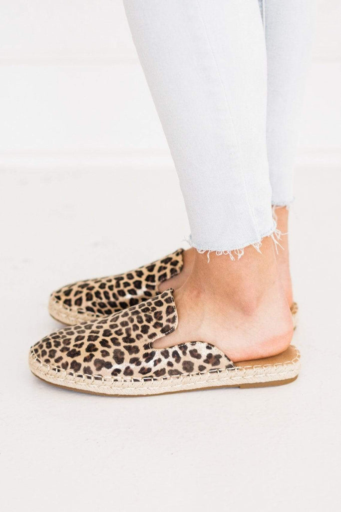 Corky Taffy Leopard Slide