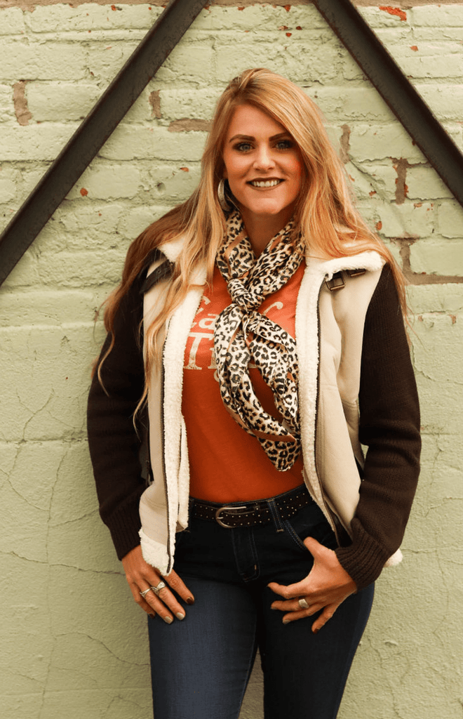 South Rim Cream Jacket | The Frosted Cowgirls