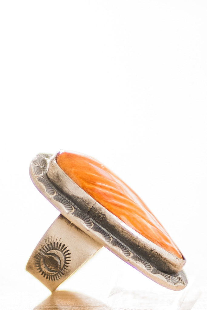 Gabby Spencer Spiny Oyster Ring