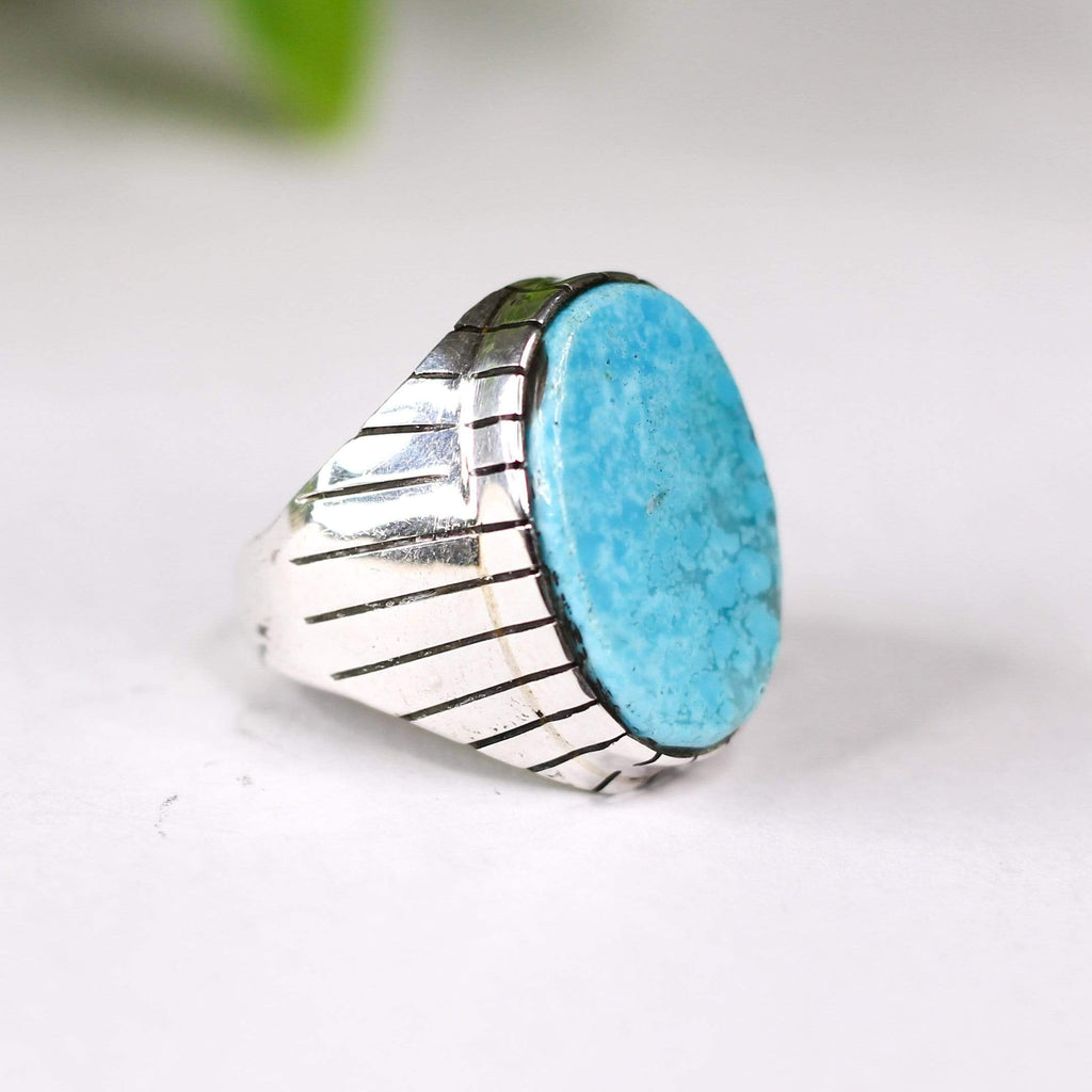 Ray Jack Turquoise Ring