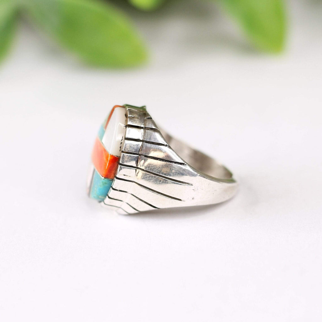 Ray Jack Multi Color Ring