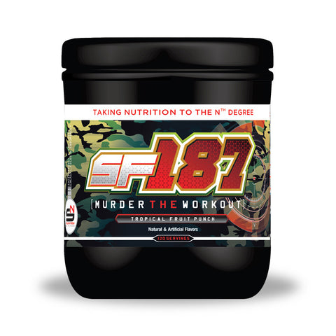 SF-187 - Tropical Fruit Punch - Swinney Nutrition