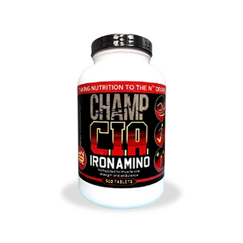 C.I.A. Iron Amino - Swinney Nutrition